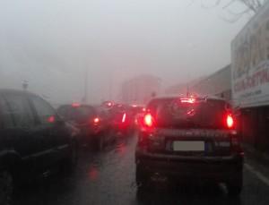 TrafficoAPonteCarrega