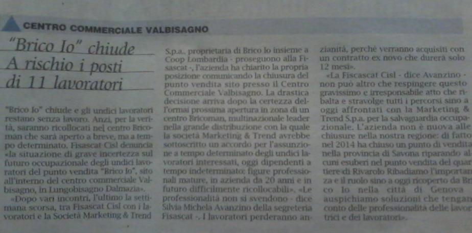 Il Corriere Mercantile