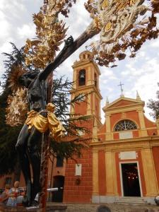 """il cosidetto """"Cristo Moro"""" e la Chiesa Vecchia di Montesignano"""