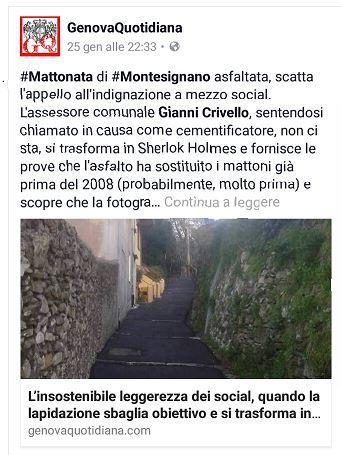 Post-Genova Notizie
