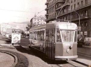 Autunno 1966 Viale brigate Bisagno