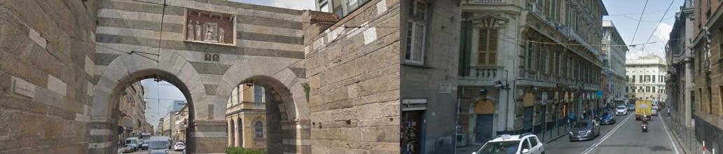 Le grandi strade piccole di Genova – il falso mito di una città troppo stretta