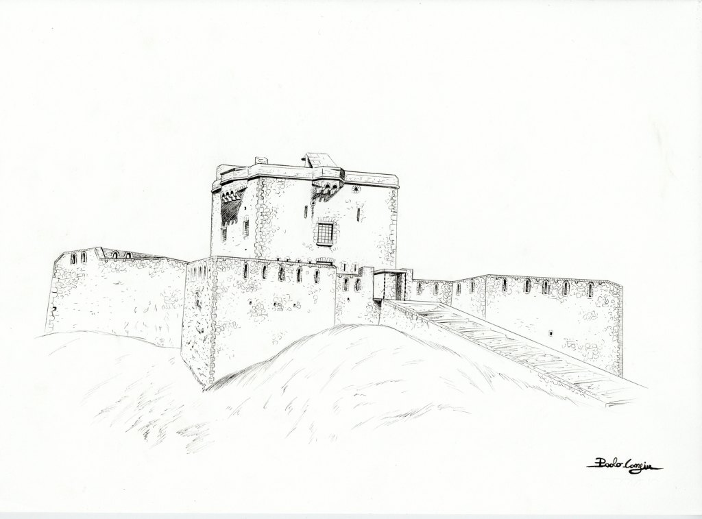 Disegno di Paolo Congiu