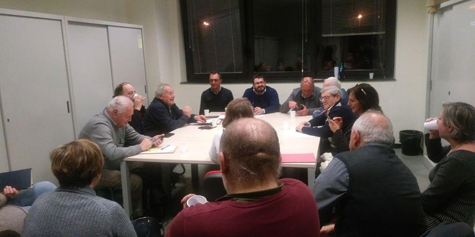 L'assemblea costitutiva della Federazione di Associazioni dell'Acquedotto Storico di Genova