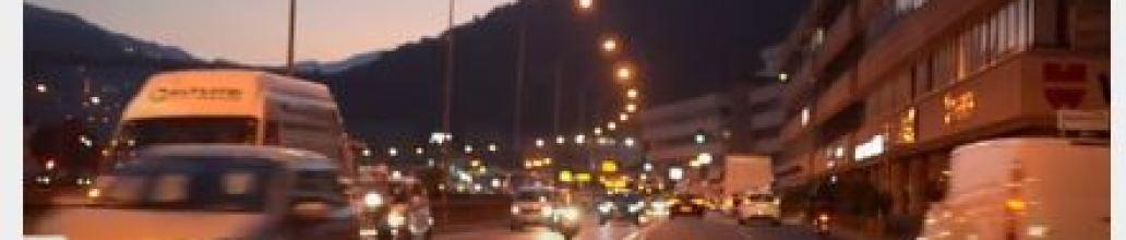Traffico e viabilità in Val Bisagno