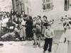 protesta dell'acqua a terpi 1953